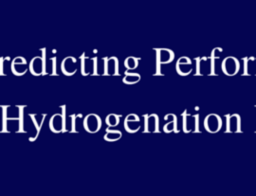 Predicting Performance Of Hydrogenation Reactor