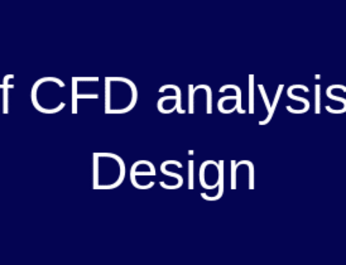Importance of CFD analysis in Quality by Design